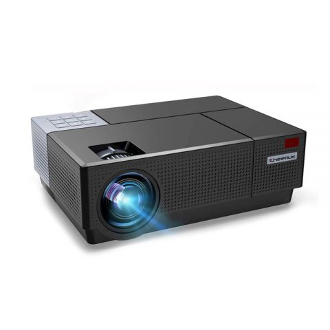 Cheerlux CL770 LCD Full HD LED Home Theater Projector  ( Android Option )