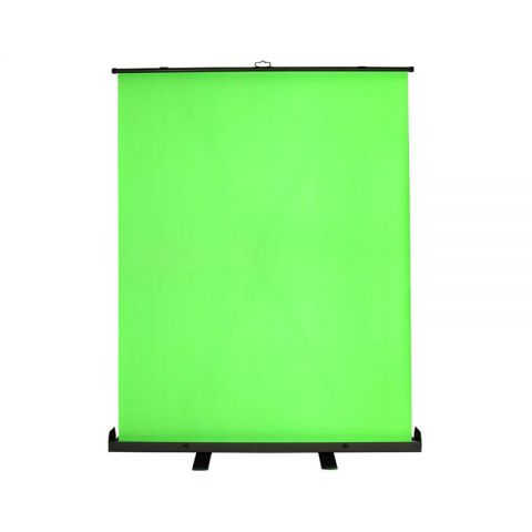 "Dopah Portable Floor Pull Up Projection Green Screen Video Photography Background 100""D"