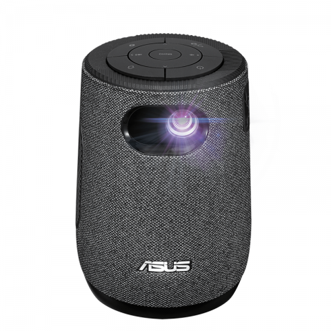 ASUS ZenBeam Latte L1 300 Lumens  HD 720p Mini Portable LED Projector With Wireless And Harman Kardon Speaker Built-in Battery