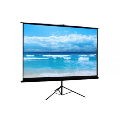 "DP Tripod Screen 70"" X 70"" (Matt White)"