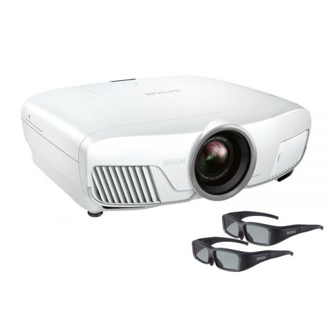 Epson EH-TW8300 Full HD 3D Projector-With 2 Pairs 3D Glasses