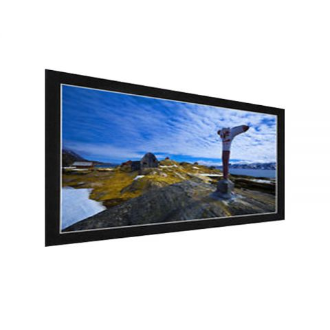 "Meki EZ Fixed Frame Screen 54"" x 127"" (138""D)"