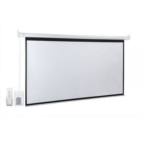 "Meki EZ Motorized Projection Screen 96"" x 96"""