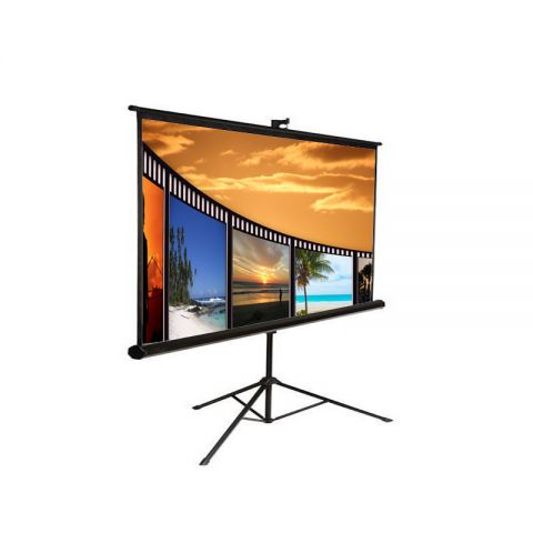 "Meki EZ Tripod Screen 60"" x 60"" (5' x5') Matt White"