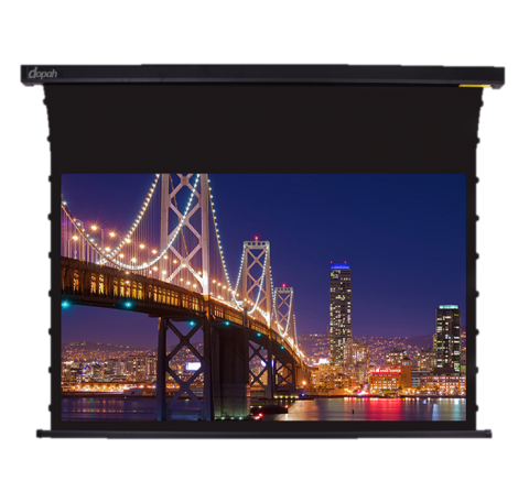 Dopah 8K ALR Tab-Tension Motorized Projection Screen 16:9  (Long Throw Projector)
