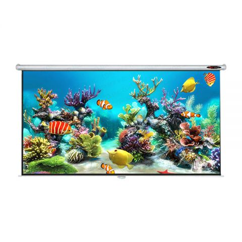 "Unic Manual Wall Screen WMB-133HD (65.2"" x 115.9"")"