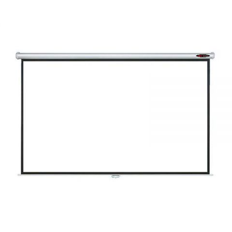 Unic Manual Wall Screen WMS-240 (8' x 8')
