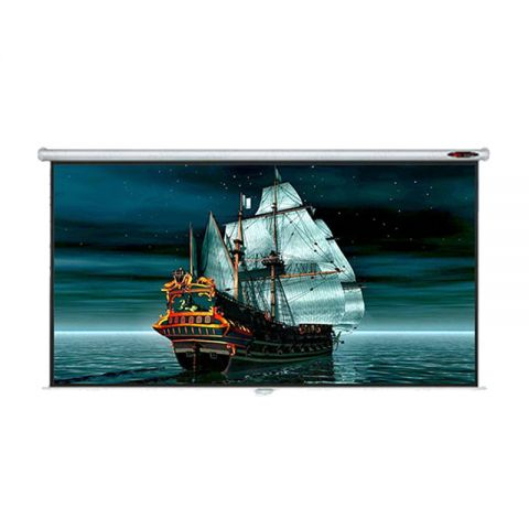 "Unic Manual Wall Screen WMS-82HD (40.2"" x 71.5"")"
