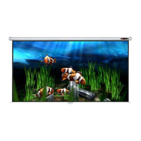 "Unic Manual Wall Screen WMS-92HD (45.1"" x 80.2"")"
