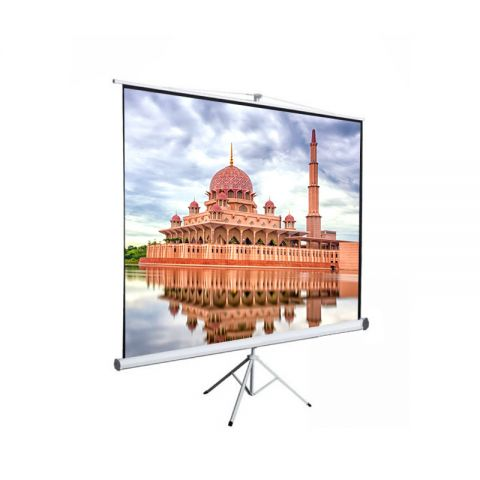 Unic Tripod Screen TMP-120D (6' x 8')