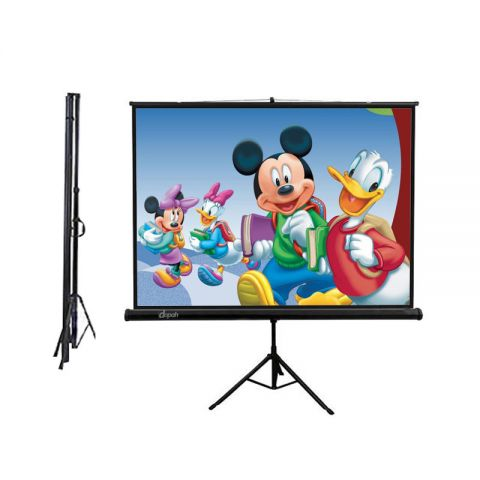 "Dopah Tripod Screen 96"" X 96"" (8' X 8') Matt White"