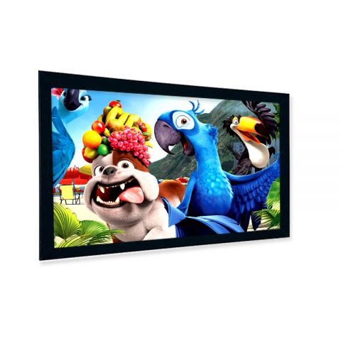 "Venova Fixed Frame Screen 106""D"