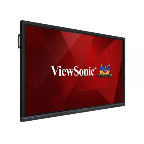 "ViewSonic IFP7550 75"" 4K Ultra HD ViewBoard Interactive Flat Panel"
