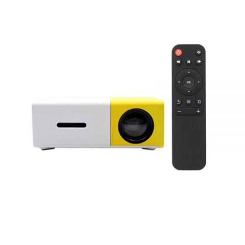 YG300 Ultra Portable Mini Projector
