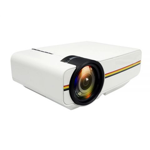YG400 Mini LED Projector